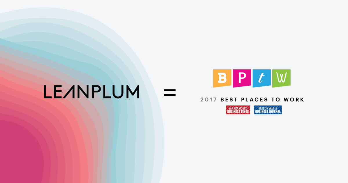 Leanplum = A Best Place To Work