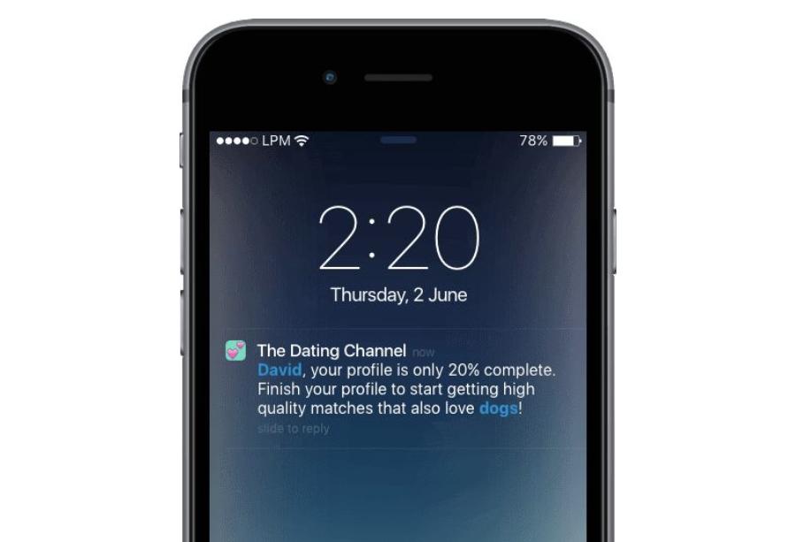 mobile app onboarding