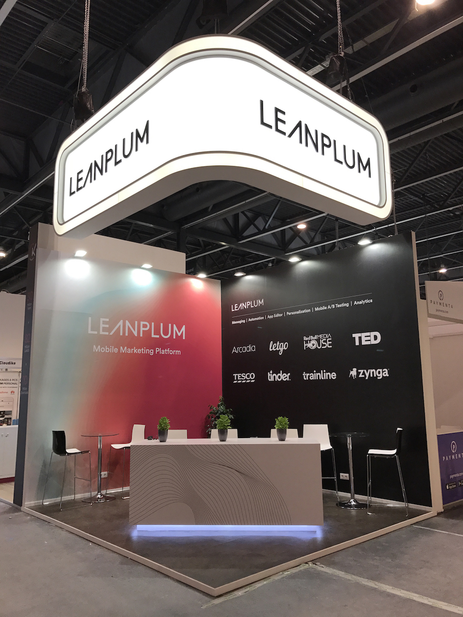 mobile world congress 2017 booth | Leanplum
