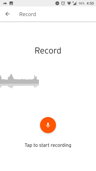 soundcloud record