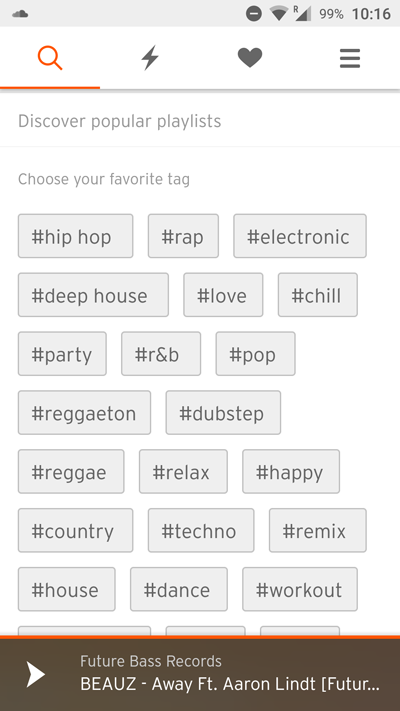 soundcloud tags