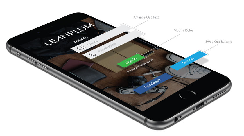 Leanplum Platform - App Editor