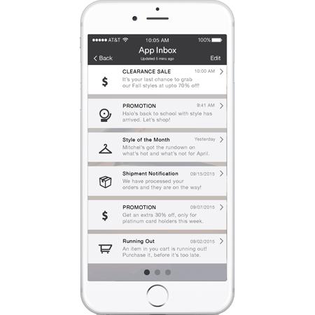 app inbox use cases
