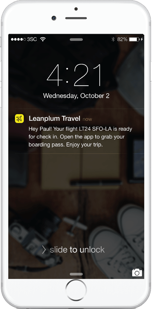 push notification tools: geolocation marketing | Leanplum