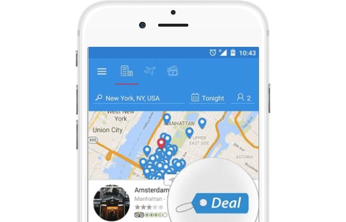 last minute travel app
