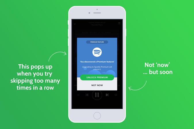 in-app notification