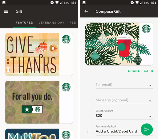 app engagement starbucks mobile wallet