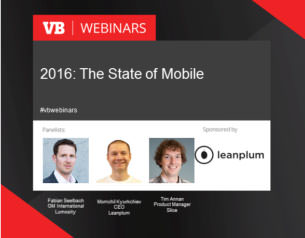 Webinar: Tune in to the State of Mobile 2016